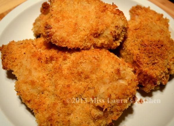Easy Baked Oven Fried Chicken | Chicken Recipes | Pinterest