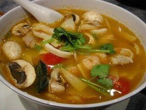 tom yum soup | Goodie Foodie | Pinterest