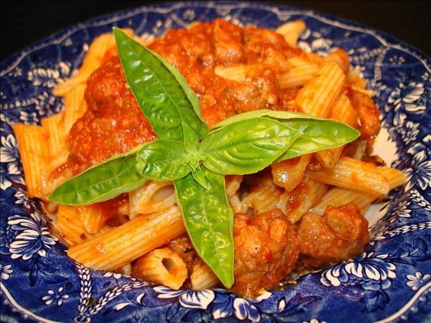 Italian Meat Sauce for Pasta or Lasagna | Recipe