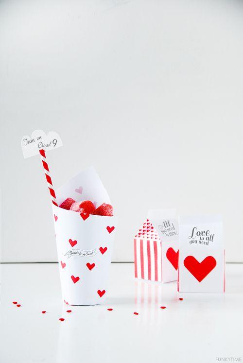DIY san valentino progetto idee fai da te