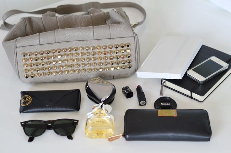 vogue haus - what's in my #bag
