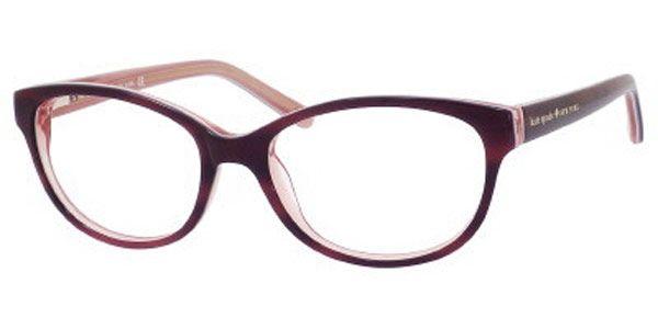 Kate Spade Soft Pink Cat Eye Frames Eyewear Pinterest