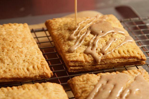 Brown Sugar–Cinnamon Pop Tarts | Recipe