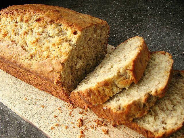 Banana Oat Bread | Food Lust | Pinterest