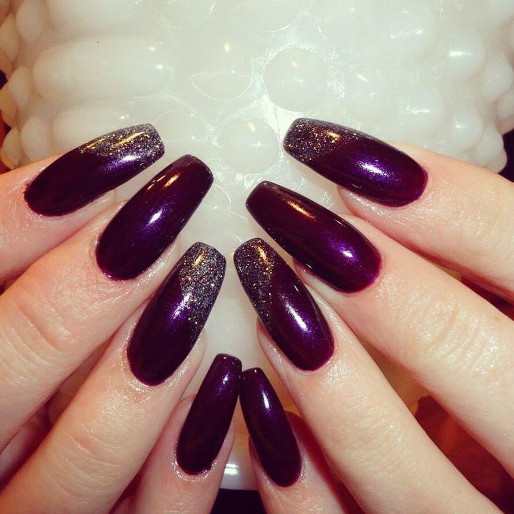 Красивые Дизайн Матовых Ногтей Фото