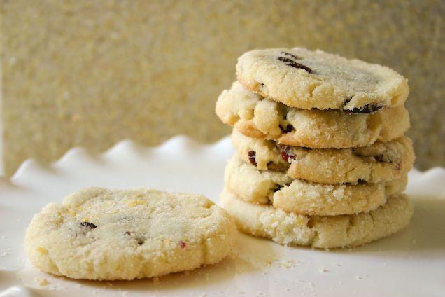 Cranberry-Orange Cookies. | Cookies | Pinterest
