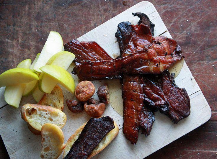 maple bourbon bacon jam maple bacon pancakes bacon fat bacon and maple ...
