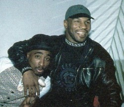2Pac & Mike Tyson