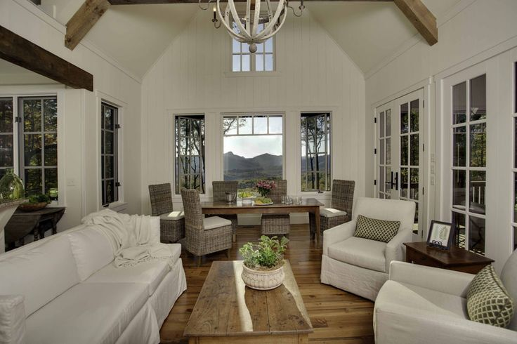 Vaulted ceiling living room vaulted ceiling pinterest for Living room vaulted ceiling