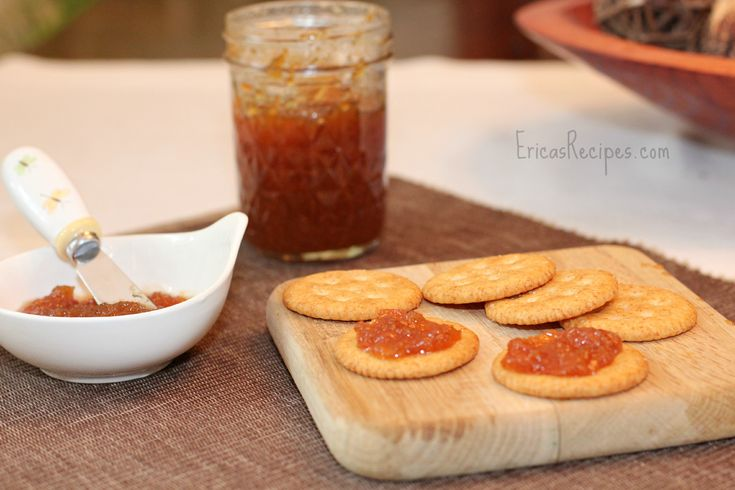 Carrot Cake Jam - Erica's Recipes | Pineapple Party | Pinterest