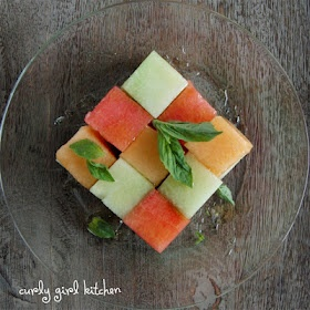 Burmese Gin Thoke Melon Salad Recipe — Dishmaps