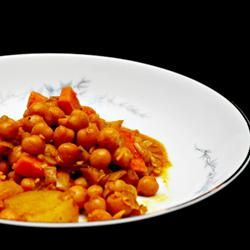 Chickpea Curry | Recipe
