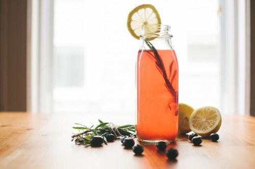 Blueberry lavender lemonaid   Drinks   Pinterest