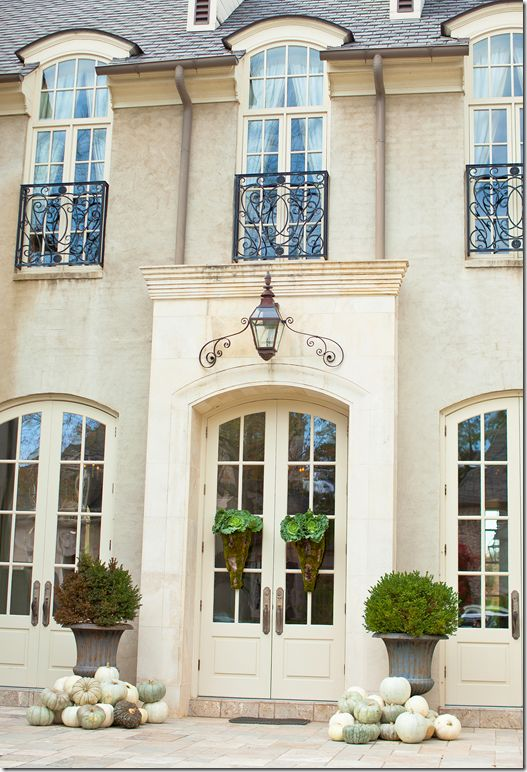 Gorgeous entry holidays pinterest for French front doors for homes