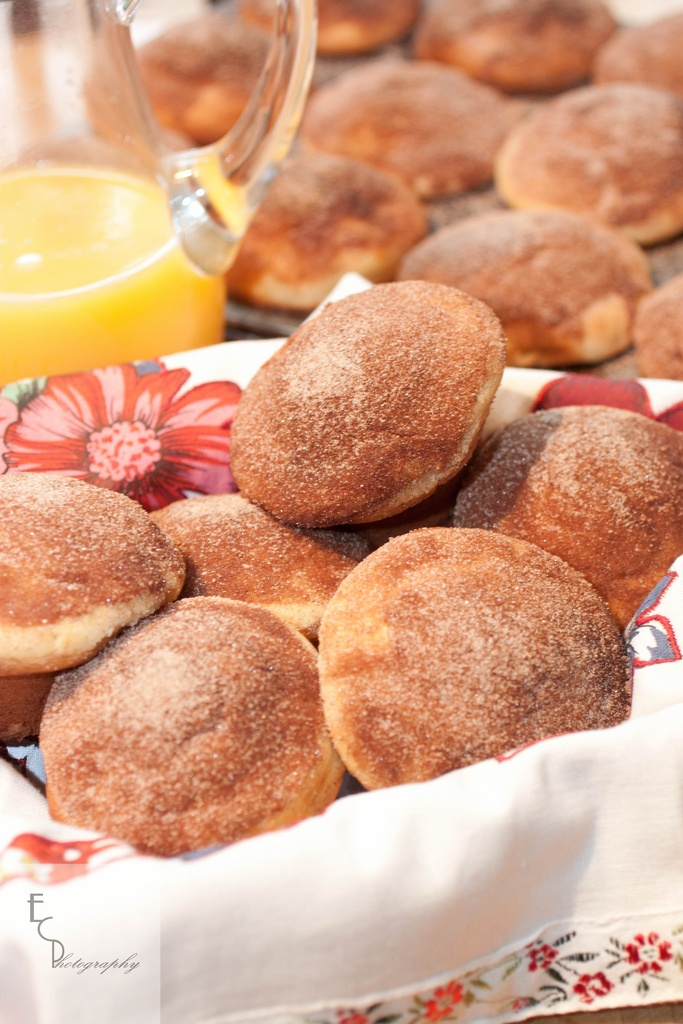 doughnut muffins | Food | Pinterest