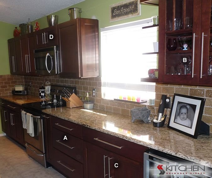 Kitchen Cabinet Handle Kitchen Pinterest