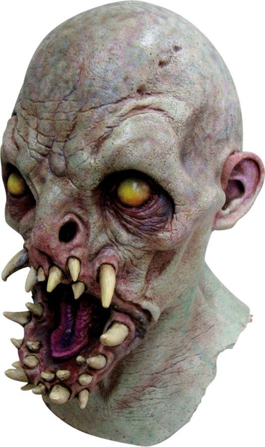 Mascara de criatura do terror m scaras de terror pinterest - Mascara de terror ...
