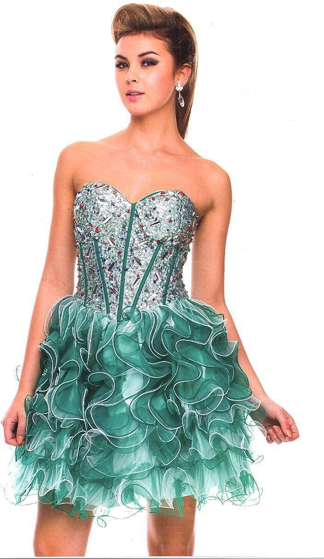 Sophisticated Prom Dresses - Purple Graduation Dresses