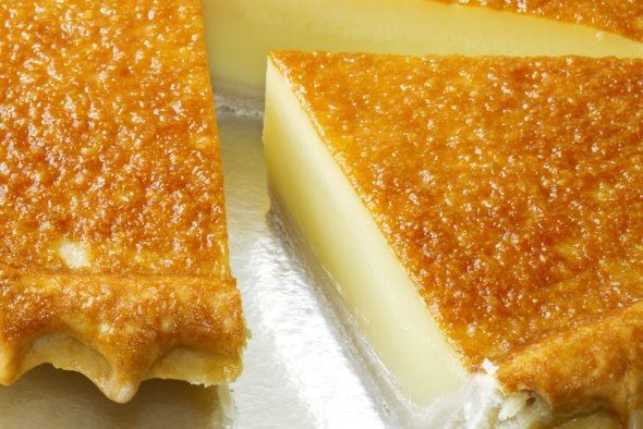 Buttermilk Pie- this recipe has way too much sugar! Use 1 cup or 1 1/4 ...