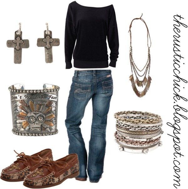 """""""Gypsy Soule Casual Saturday Cowgirl"""" by therusticchick ❤ liked on Polyvore"""