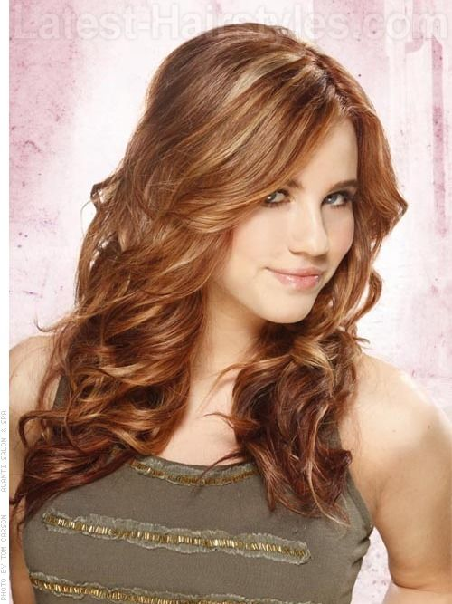 Coppergoldhighlights  Hair  Pinterest