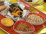 ... Citrus and Spice, Marcona Almonds, Paprika Toasted Chick Peas Recipe