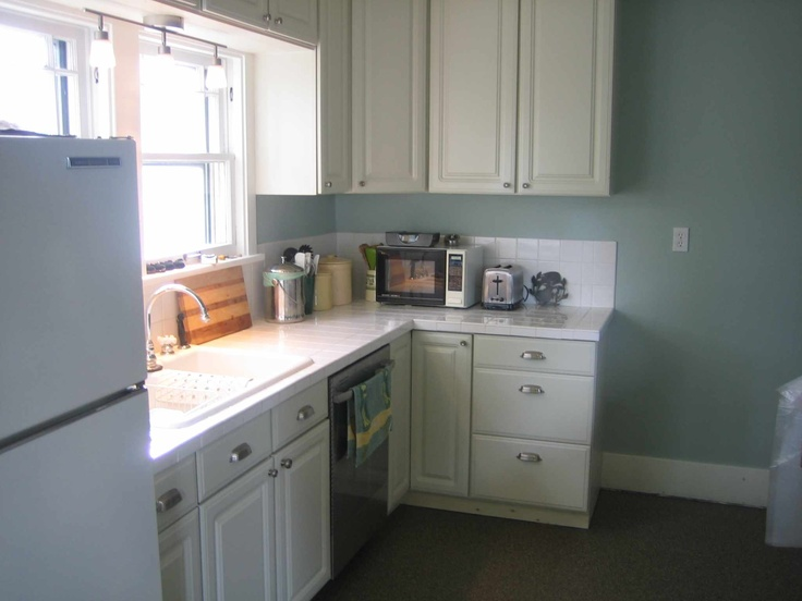 Repainting Kitchen Cabinets Our New Home Ideas Pinterest