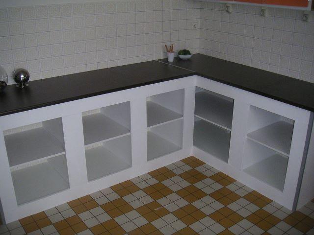 Cuisine en b ton cellulaire bricolage et loisirs cr atifs pinte - Sol en beton cellulaire ...