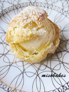 Cream Puffs and Profiteroles. | Cakes, Cupcakes, Cookies,+ other Swee ...