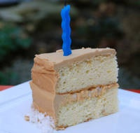 Coconut Layer Cake with Coffee Frosting | Sugar is my pixie dust | Pi ...