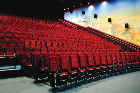 Muvico Theatres Egyptian 24 Hanover Md Installations