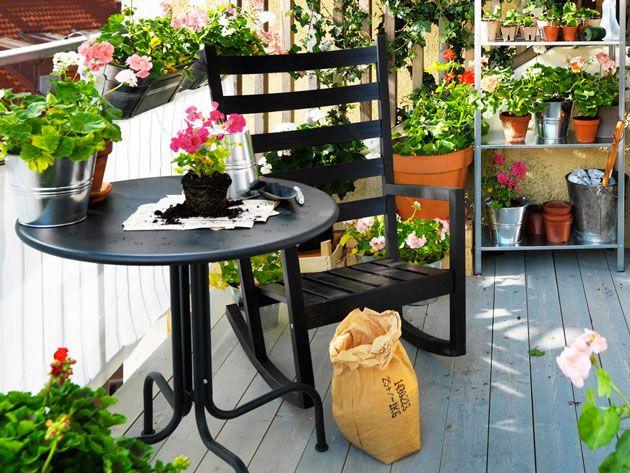 inspiration jardin ikea