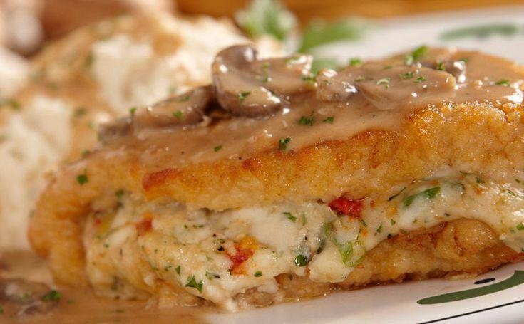Olive Garden Stuffed Chicken Marsala What 39 S For Dinner Pinterest