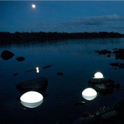 lampadario da esterno : Set 3 Lampade da esterno MIMO LED exterior Design Pinterest