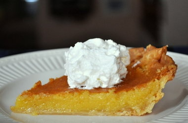 Meyer Lemon Chess Pie — Punchfork | Recipes | Pinterest