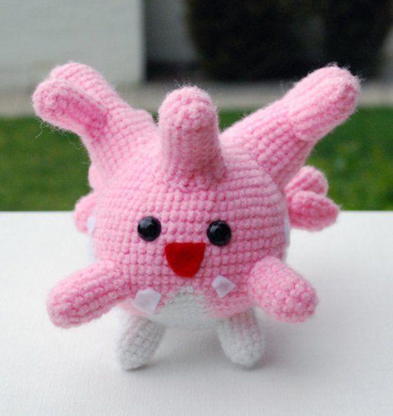 Crocheting Pokemon : crochet pokemon Pokemon stuffed crochet knit Pinterest