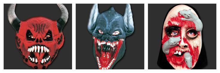 Mascaras de terror m scaras de terror pinterest - Mascaras de terror ...