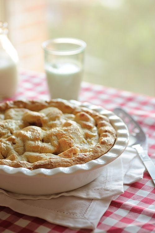 Deep Dish Apple Pie | #26) Food..Pies, Crumbles, Cobblers and Tarts ...