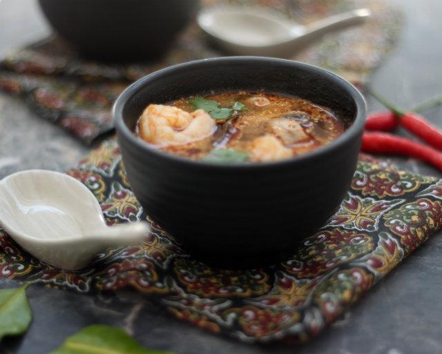 Thai Hot and Sour Soup | Soups & Stews | Pinterest