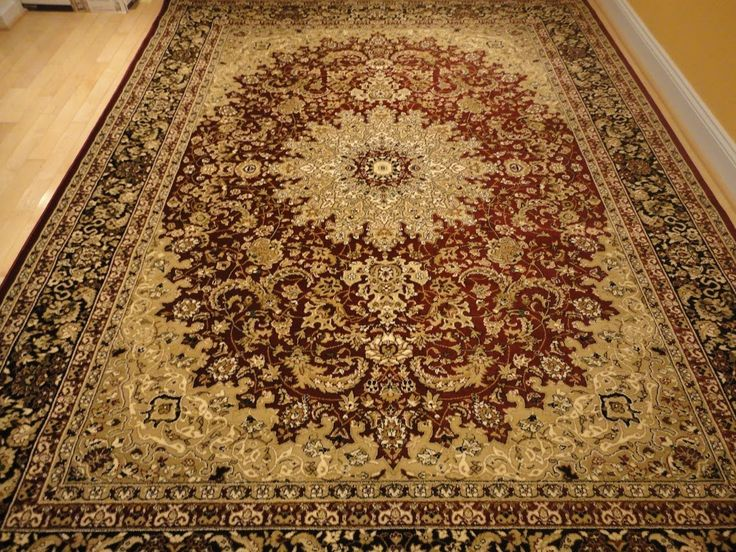 Amazon.com - Red Persian Style 8x11 Oriental Area Rug 8x10 ...