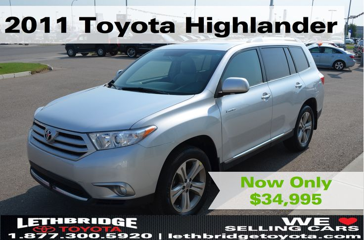 Used Toyota Highlander For Sale Autos Post