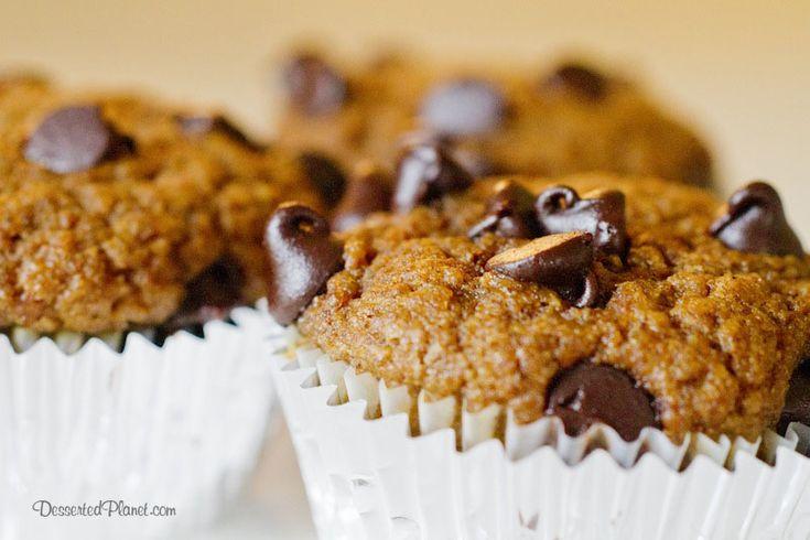 Pumpkin Chocolate Chip Muffins | Muffins | Pinterest