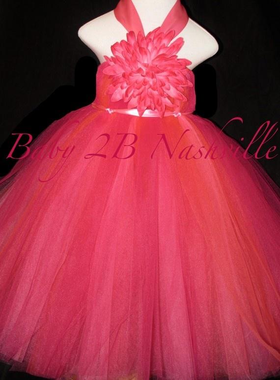 easy tutu dress :)