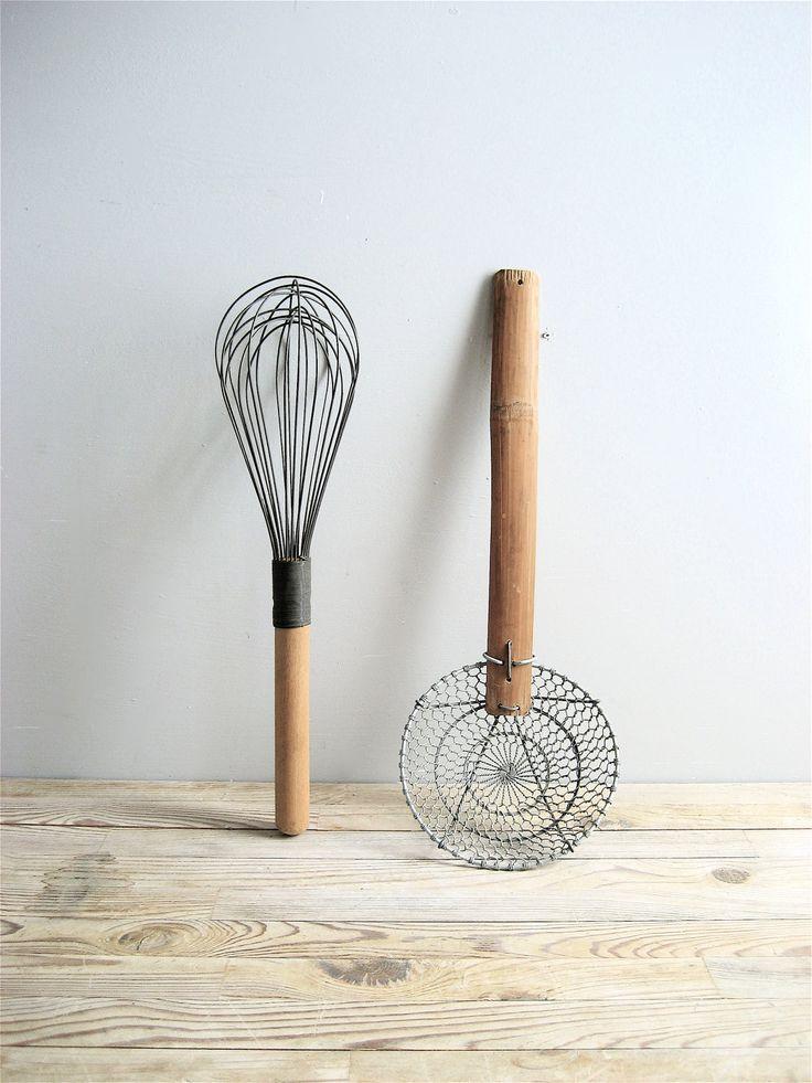 Antique Kitchen Utensils Male Models Picture
