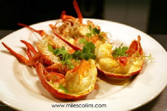 Lobster Thermidor | Hungry | Pinterest