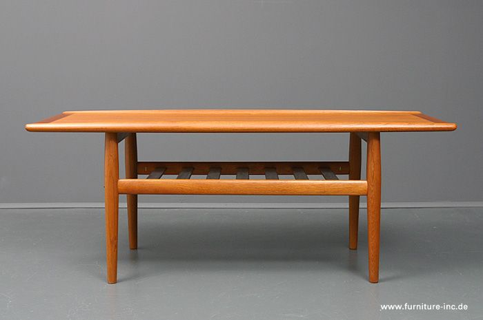 Jalk Teak Coffee Table By Glostrup Don 39 T Put Your Coffee On T