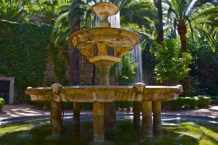 Jard n el carmen de los m rtires granada jardines for Bazzel el jardin de los secretos