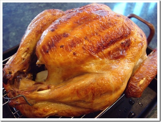Herb Brined Roast Turkey | U R what U eat | Pinterest