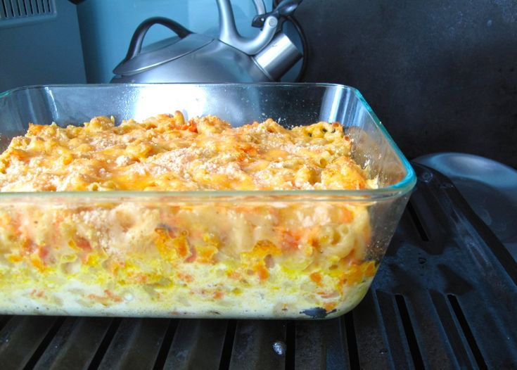 Melissa Clark's Mac and Cheese, with a ton of carrots hiding inside it ...