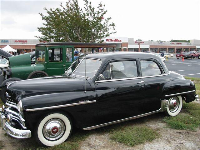 1950 plymouth 2 door sedan wheels old cars pinterest